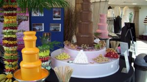 Chocolate Fountains News