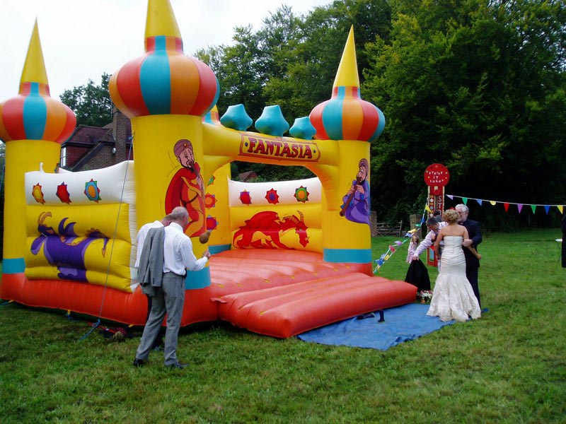 Bouncy Castle Hire Service