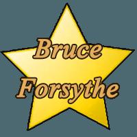 Bruce Forsythe
