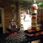 Champagne Fountain Hire