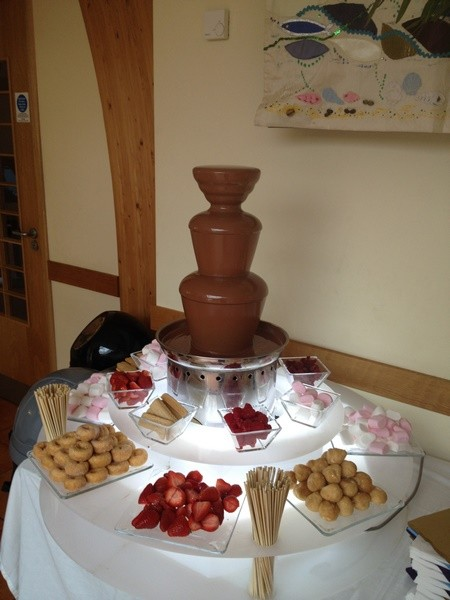 Kelly S Occasions Chocolate Fountain