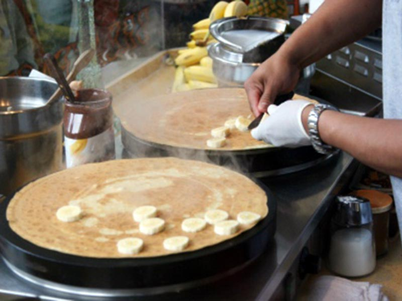 Crepe Machine Hire Service