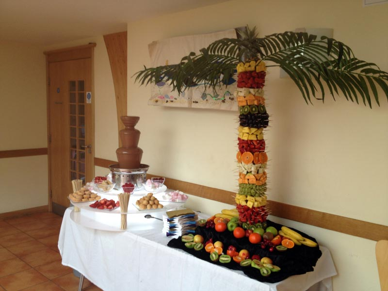 Clients & Chocolate Fountain Hire Essex London and Kent